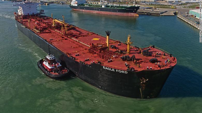 America is set to surpass Saudi Arabia in a 'remarkable' oil milestone
