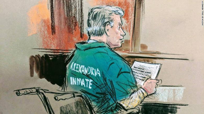 Paul Manafort sentenced to 47 months in prison