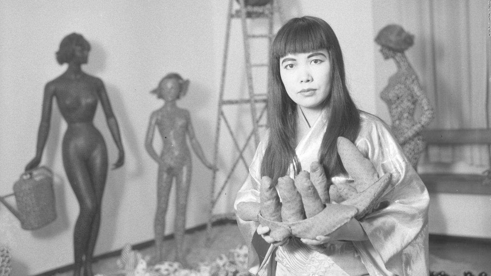 Yayoi Kusama At 90 How The Undiscovered Genius Became An International Sensation Cnn Style