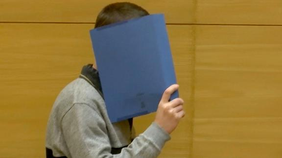A 57-year-old man was sentenced to life by a German court on Thursday for attempted murder after he was caught on camera poisoning a colleague's lunch.