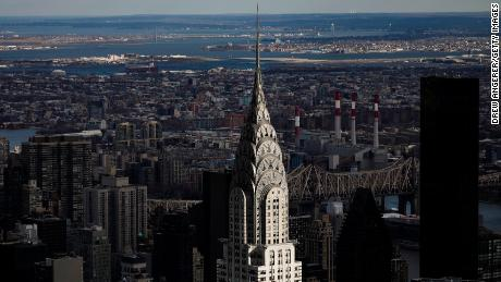 Iconic Chrysler Building is sold at great loss.