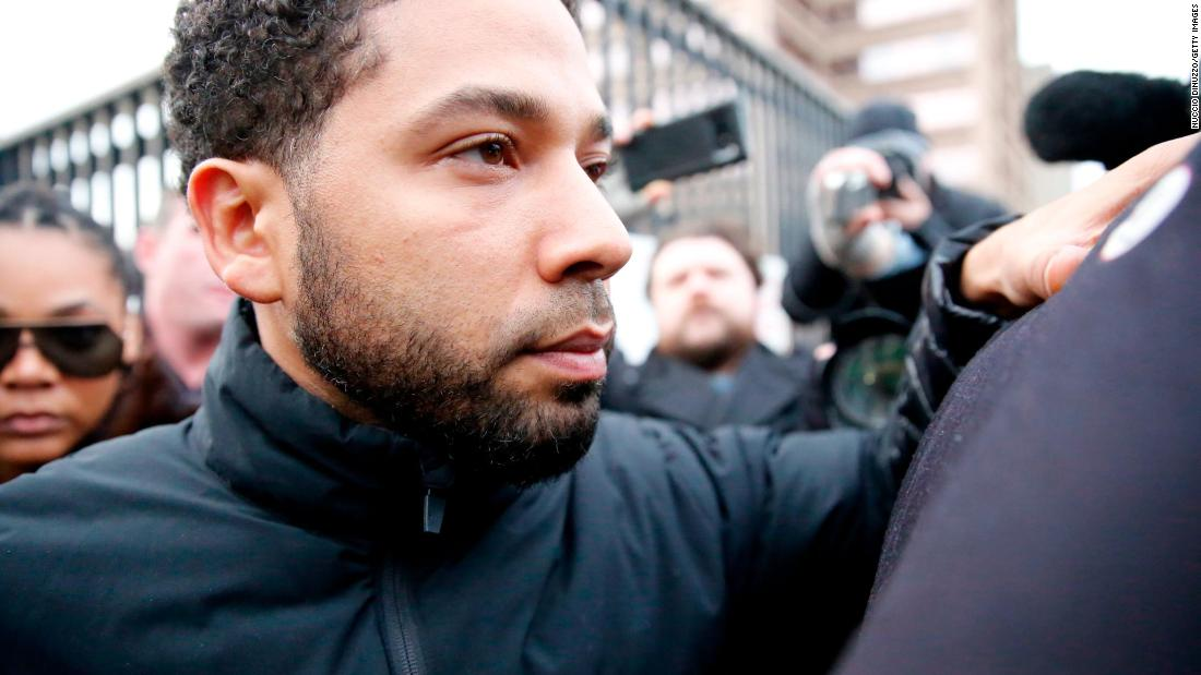 Live updates: Jussie Smollett charges dropped - CNN