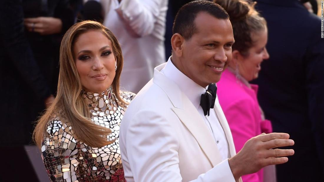 Jennifer Lopez and Alex Rodriguez endorse Joe Biden