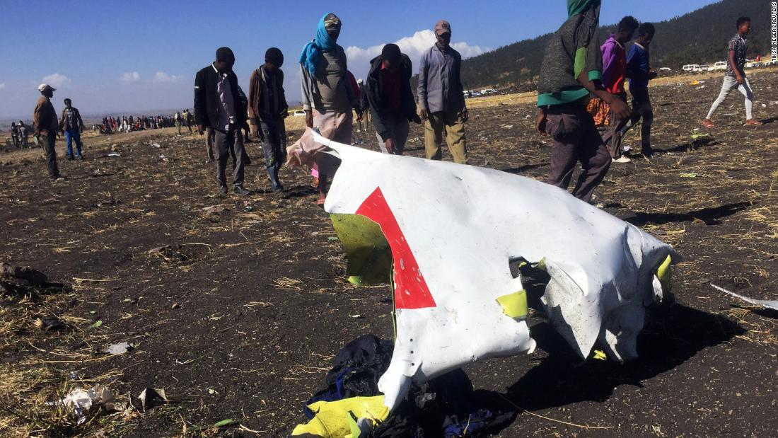 Ethiopian Airlines CEO rejects criticism that pilots did not train on 737 Max 8 simulator