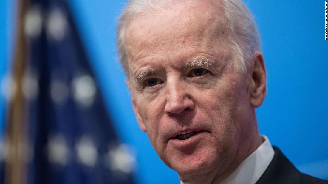 Why Joe Biden's 2020 message is so radical