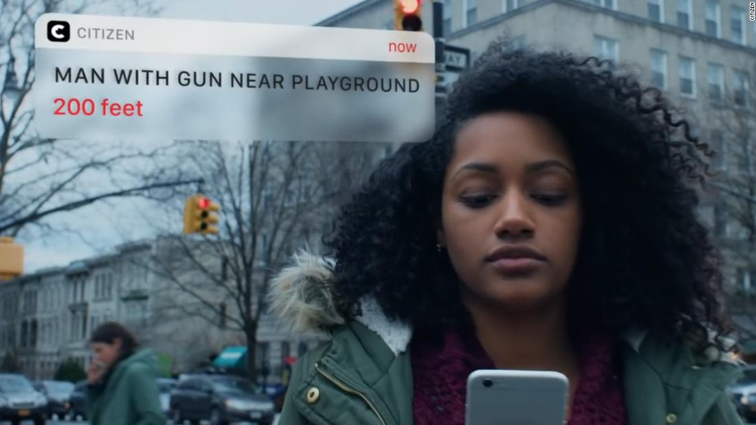 Citizen, the real-time crime alerting app, is growing in big cities