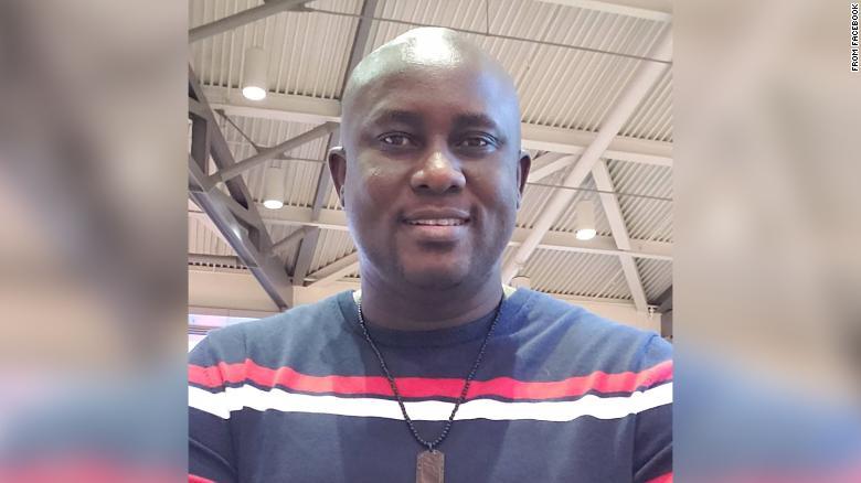 Pius Adesanmi shared this selfie before boarding ET302.
