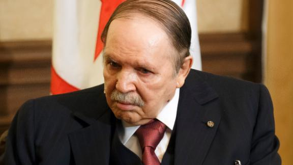 Algerian President Abdelaziz Bouteflika has announced he will not run for a fifth term in office.