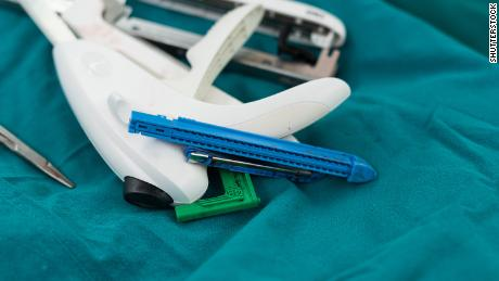 The FDA has signaled that it might reclassify surgical staplers to put them under tighter control.