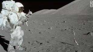 Untouched moon samples from the Apollo missions will be studied for the first time