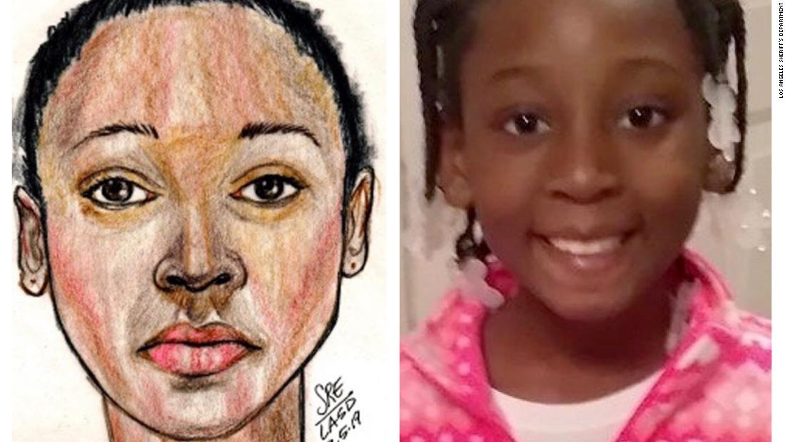 Mother of girl, 9, found in duffel bag near Los Angeles charged with murder