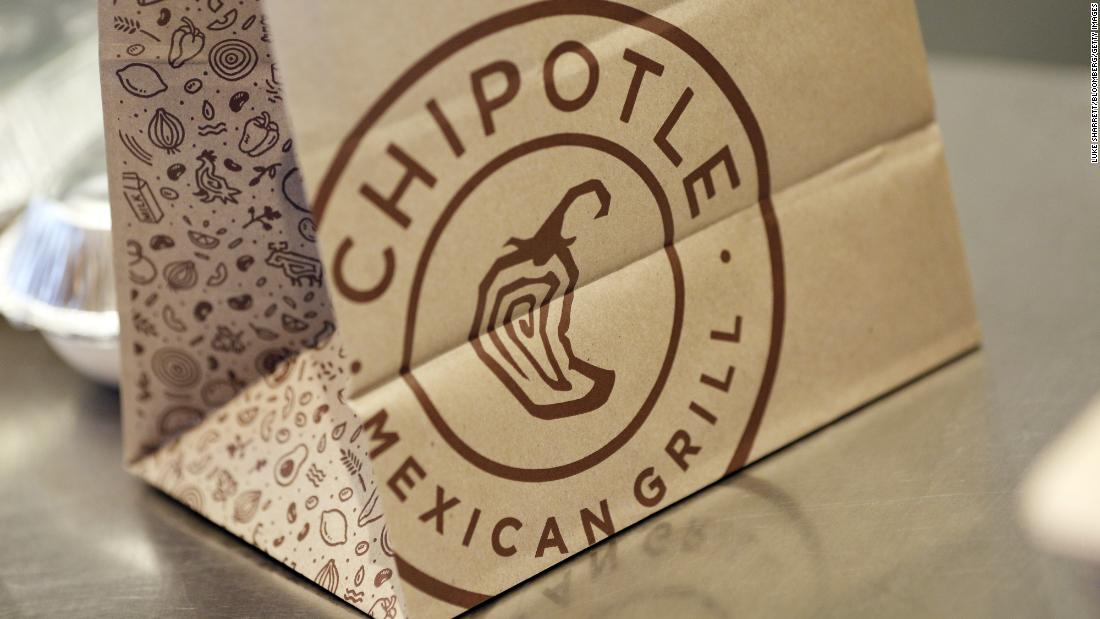 Can anything stop Chipotle? Its stock is up 55% this year