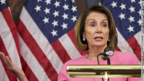 Nancy Pelosi's impeachment remarks were laughable