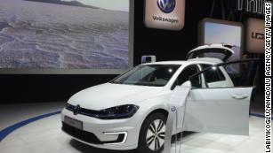 Volkswagen is betting its future on electric cars