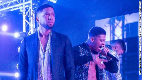 Image result for Jussie Smollett case clouds 'Empire' future