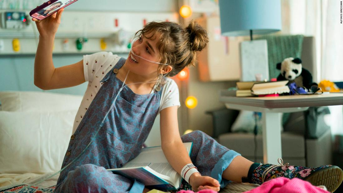 Five Feet Apart Picture: 'Five Feet Apart' Review: Haley Lu Richardson, Cole