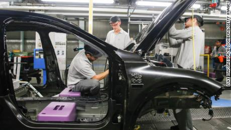Nissan is moving more car production out of the UK