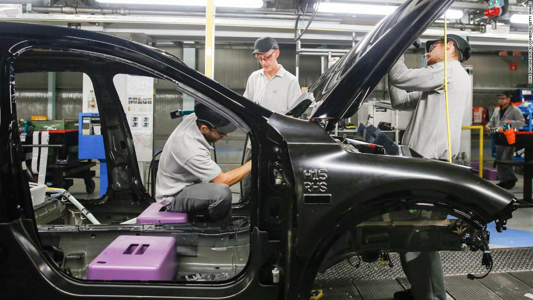 Nissan stops Infiniti production at Sunderland, UK factory - CNN
