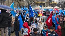 China's persecuted Uyghurs live 'freely' in Turkey