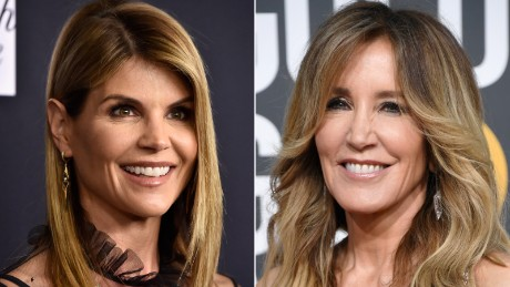 Lori Loughlin and Felicity Huffman Are Two Contrasting Faces in College Admissions Fraud