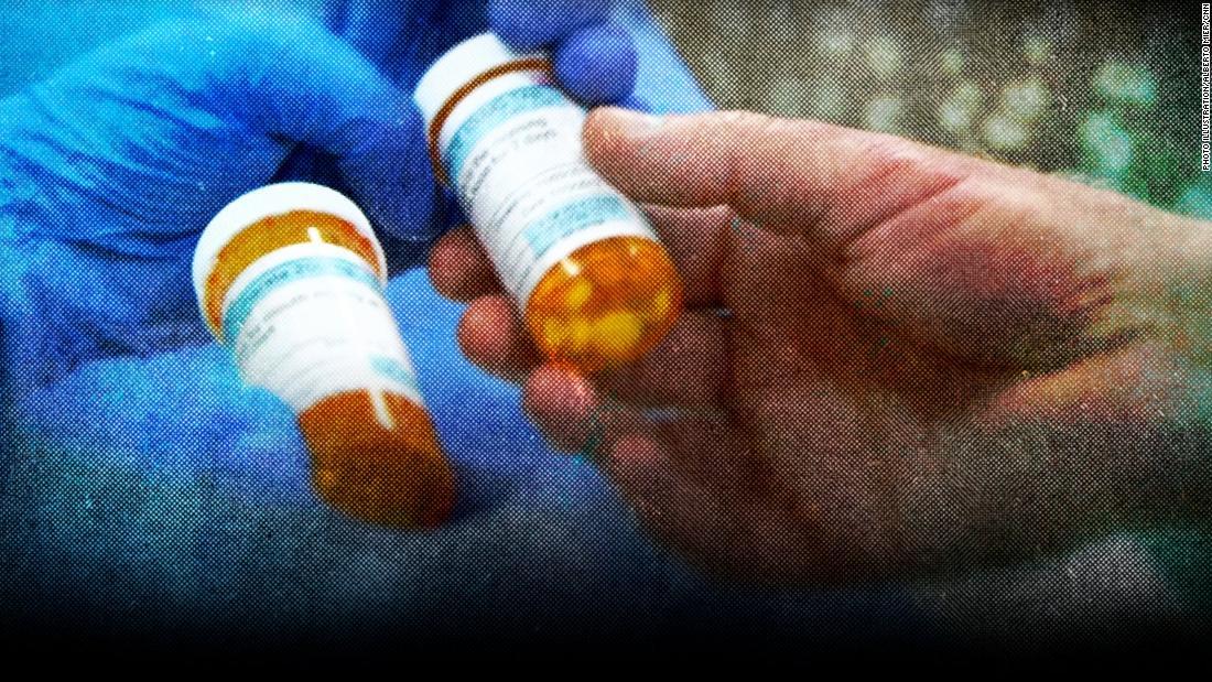 予備的提案の決済のために何千ものオピオイドの場合