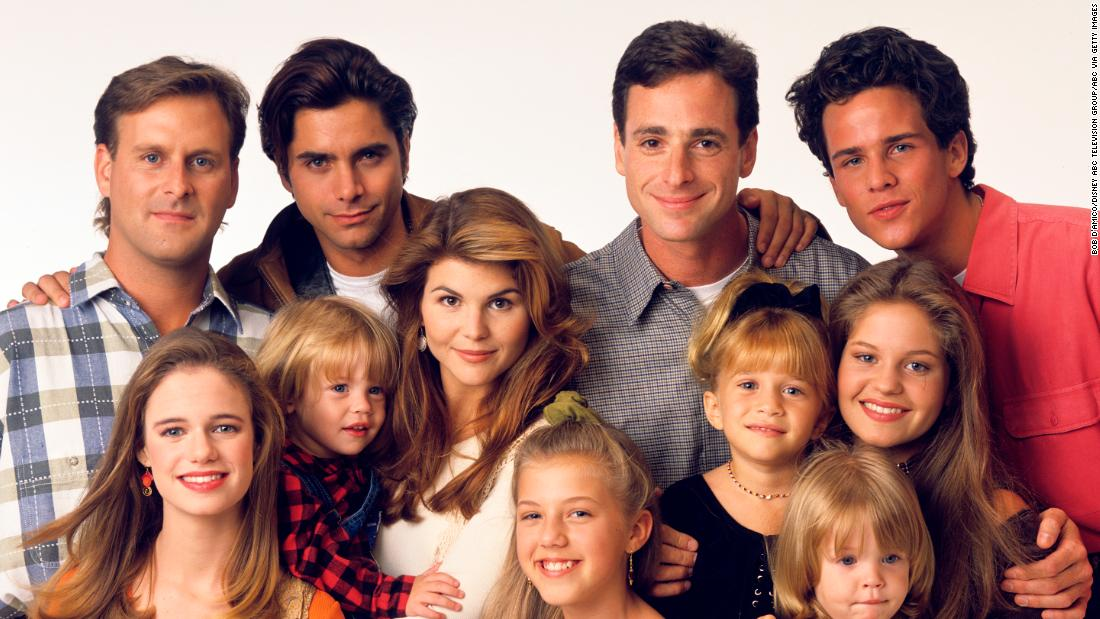 Full House' cast recreates opening as 'Full Quarantine' - CNN