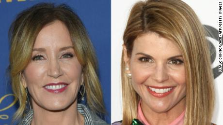 Favorite TV moms embroiled in alleged college admissions scandal