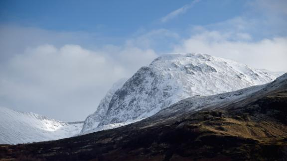 The emergency services were called to Ben Nevis just before midday on Tuesday.