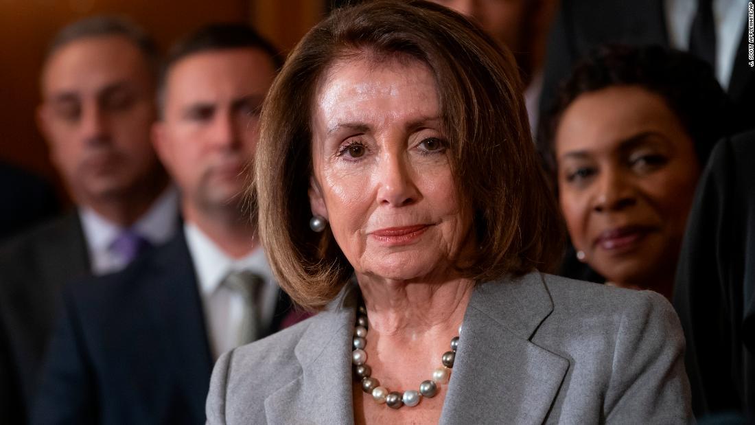 Pelosi stares down her next big fight