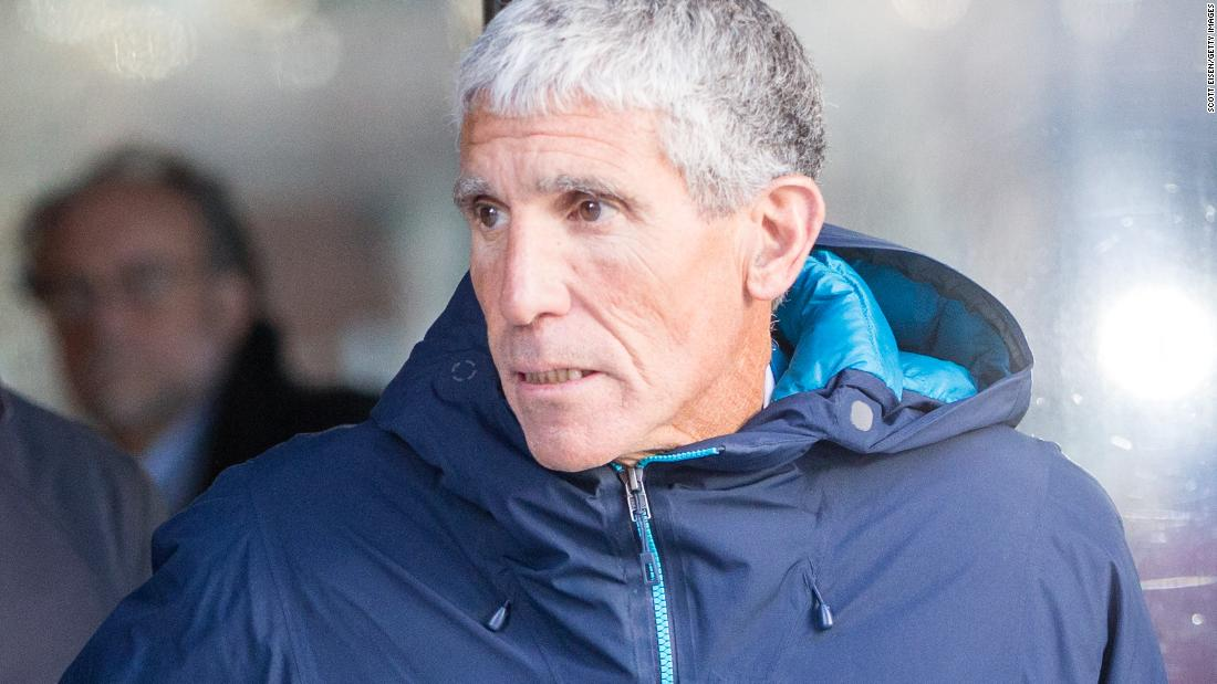 Another three plead guilty in college admissions scandal