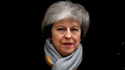 Theresa May asks the EU for a short delay to Brexit