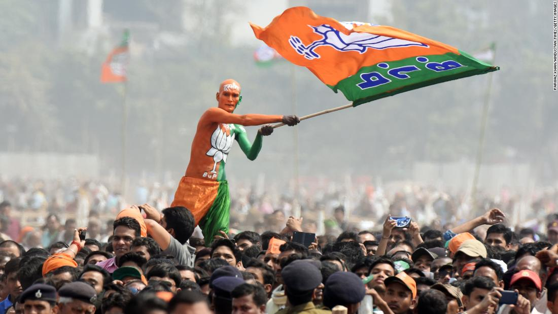India's election has left the country more divided than ever