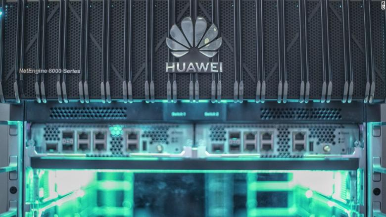 Ren spoke to CNN at Huawei's headquarters in the southern Chinese city of Shenzhen.