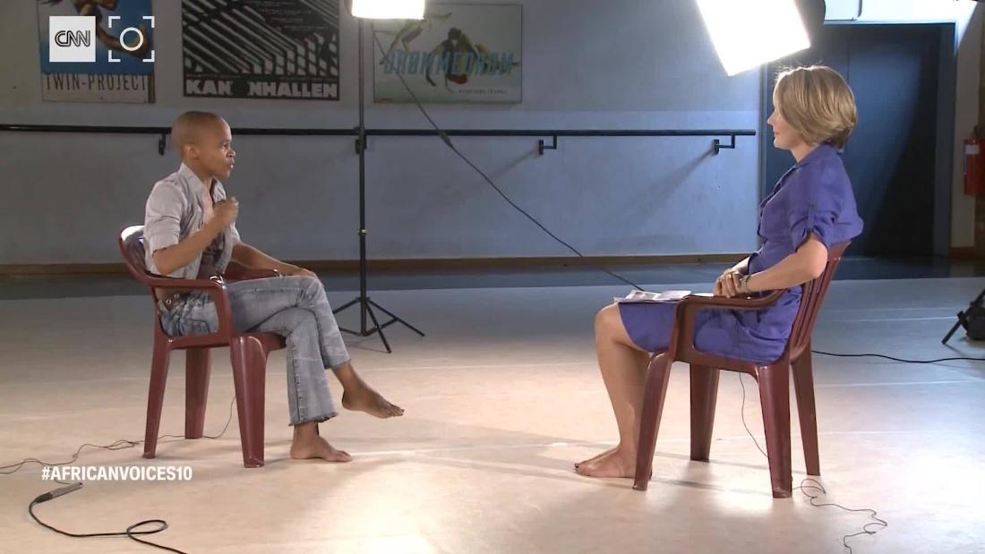 u0026quot i had to do the interview barefoot  u0026quot