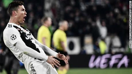 Cristiano Ronaldo charged by UEFA for controversial celebration.