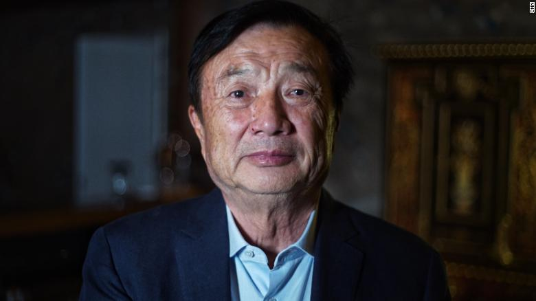 Huawei CEO: US scare tactics will frighten off investors