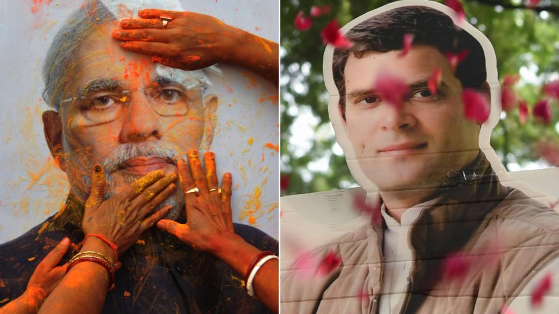 India Lok Sabha election 2019: latest updates - CNN