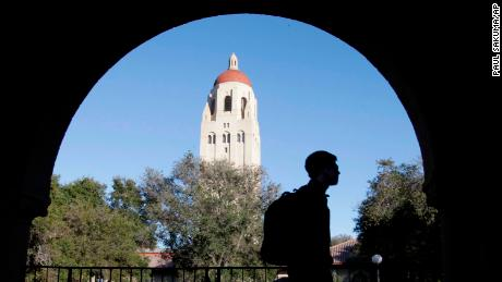 Stanford is among the elite schools where the wealthy tried to gain entry.