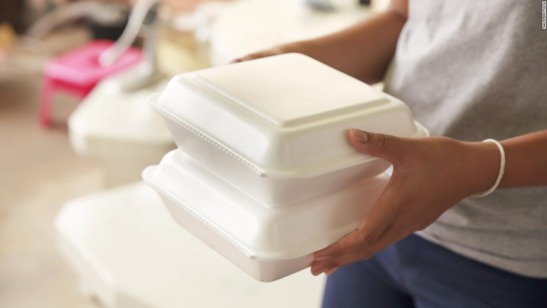 Maryland to be first state to ban foam food service products