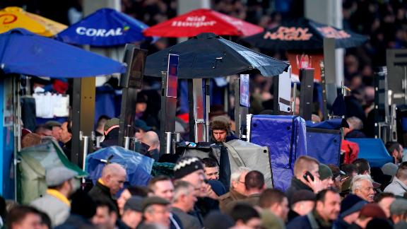The betting market is frenetic during the week with punters trying to beat the oddsmakers.