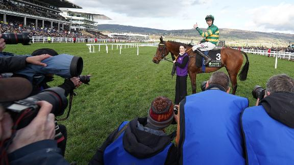 The Champion Hurdle is one of the big four races at the Festival.