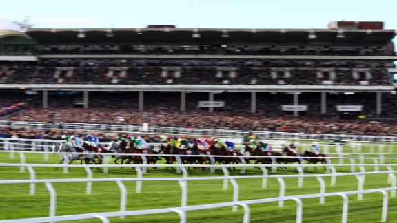 The Festival features four days of top-class jump racing action.