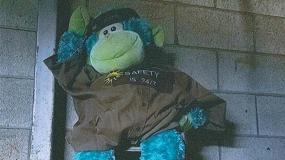 Workers say a monkey doll was dressed as a UPS employee and placed near black workers.