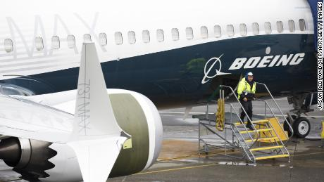 Air accident experts examining Boeing 737 Max 8 'black boxes'