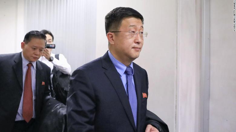 上个月在朝鲜驻西班牙大使馆发生了什么?