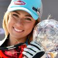 Mikaela Shiffrin skiing World Cup finals Andorra super-G