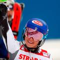 Mikaela Shiffrin skiing world Cup record 15 wins