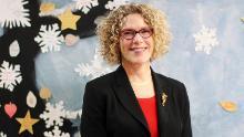 Mary Robinson este fondatoarea asociației non-profit Imagine: un centru pentru a face față pierderii.