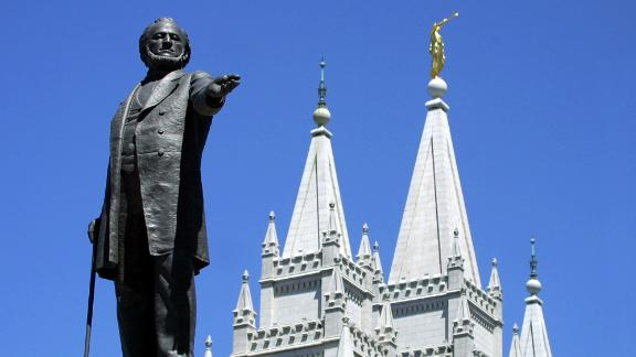 """Brigham Young told Mormons their """"first and foremost duty"""" was to open a channel of communication with God."""
