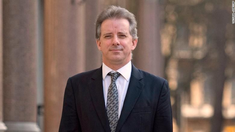 This Tuesday, March 7, 2017 file photo shows Christopher Steele, the former MI6 agent who set up Orbis Business Intelligence and compiled a dossier on Donald Trump. (Victoria Jones/PA via AP)